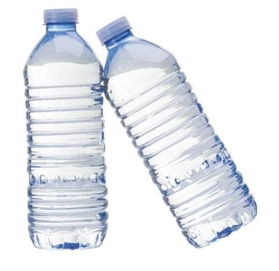 bottiglie rPET