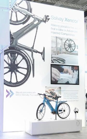 solvay e-bike K2019