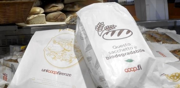 unicoop biodegradabile