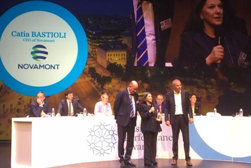 Bastionli premio Ayming Parigi
