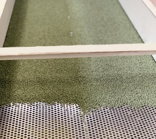 Franplast granuli intaso erba sintetica