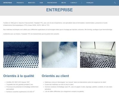 franplast sito francese