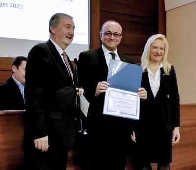 Alessandro Grecu premio