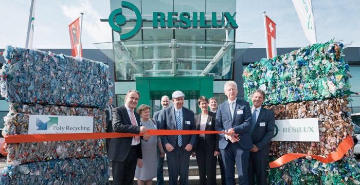 Polyrecycling inaugurazione