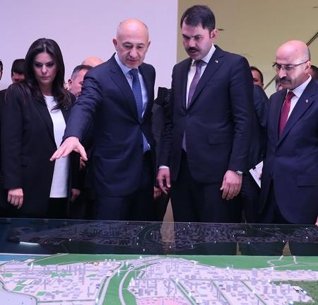 Ronesans presentazione nuovo polo PP Turchia
