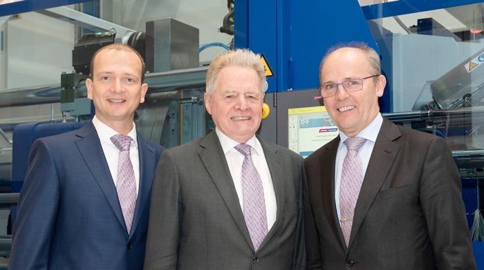 Wittmann battenfeld cambio top management