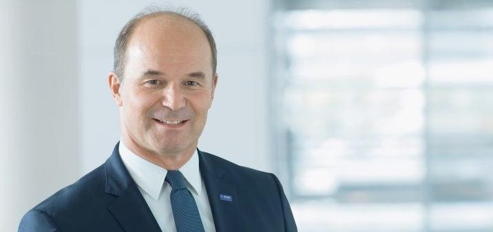 Martin Brudermüller, CEO di BASF