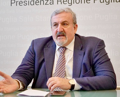 Michele Emiliano Regione Puglia