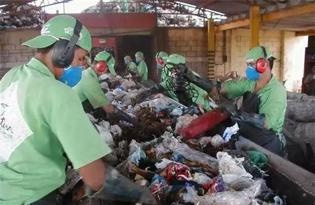 riciclo rifiuti Cina