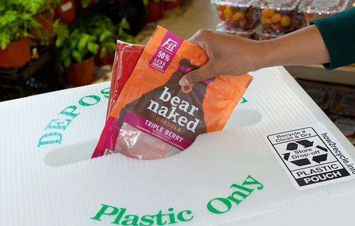 raccolta rifiuti plastici