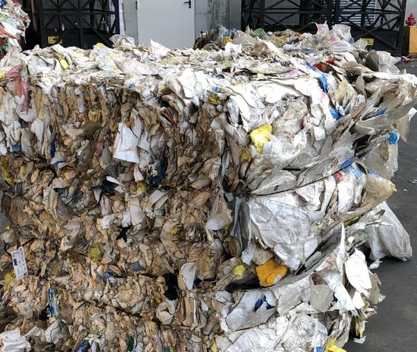 Corepla rifiuti XPS