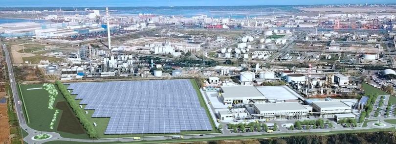 Ponticelle zona industriale Ravenna