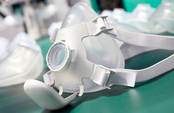 Arburg mascherina protettiva