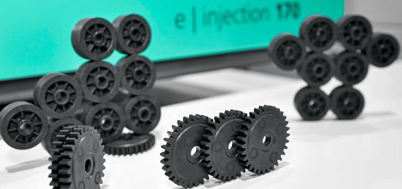 Arbur stampaggio parti magnetiche