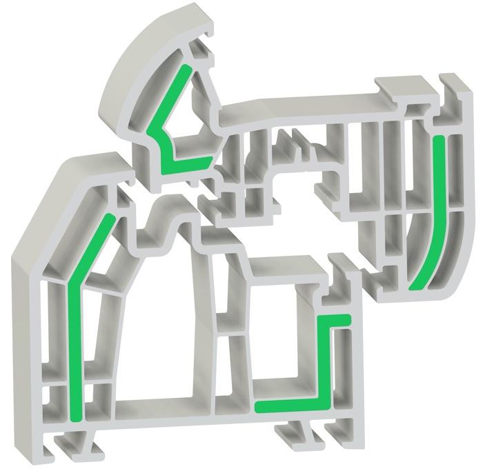 basf profilo ultradur PVC profine