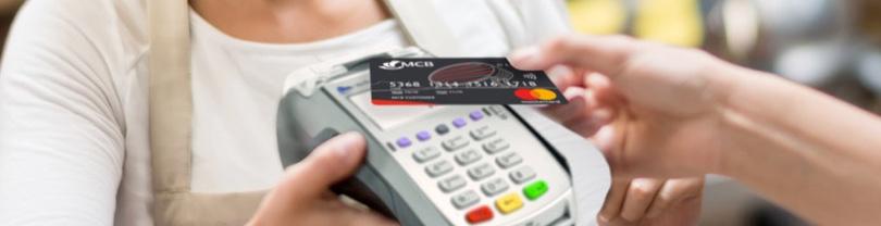 MCB carta credito