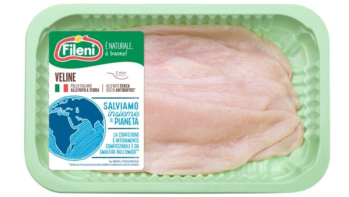 Fileni packaging compostabile