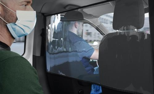 Ford schermi PVC