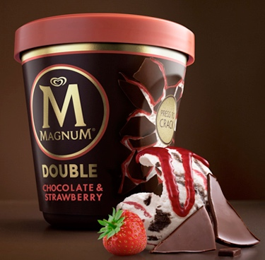 vaschetta gelato Magnum