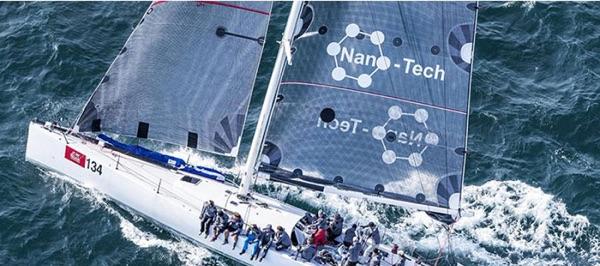 barca a vela nano-tech