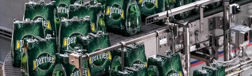 bottiglie Perrier