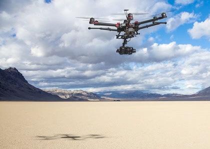 Xenia Material drone