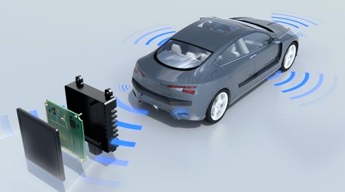 sensori auto radar