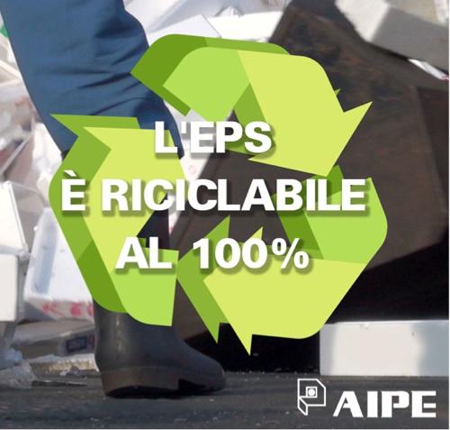 EPS riciclabile