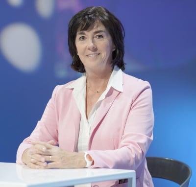 CEO di VinylPlus, Brigitte Dero
