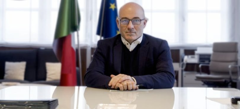 Roberto Cingolani MiTE