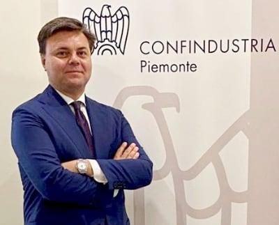 Marco gay Confindustria Piemonte