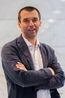 Il responsabile di RecyClass, Paolo Glerean