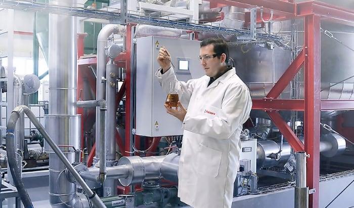 Rampf riciclo chimico schiume poliuretaniche