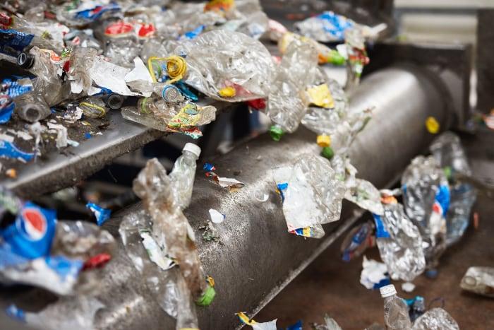 rifiuti PET foto: Alpla