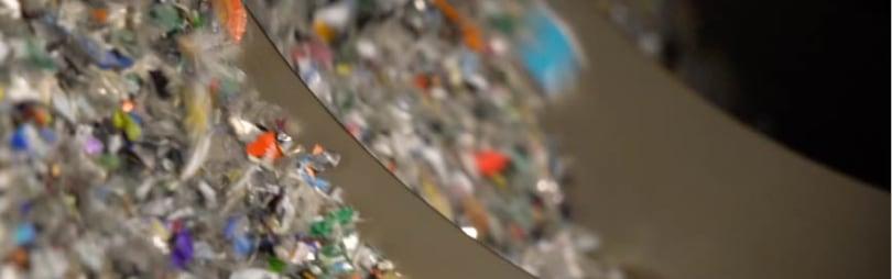 riciclo plastiche