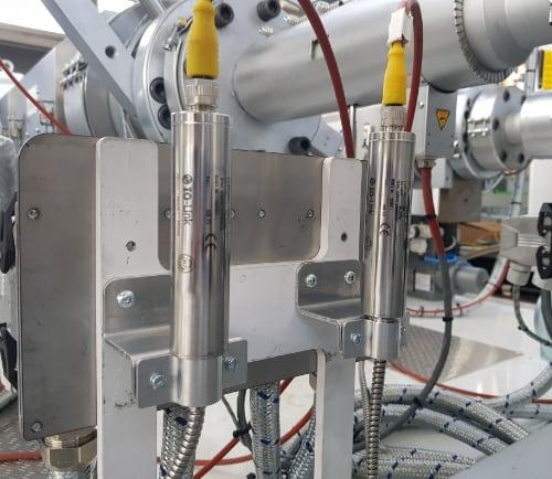I trasmettitori di pressione di Melt con uscita digitale IO-Link Gefran Macchi