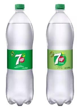 7up nuove bottiglie