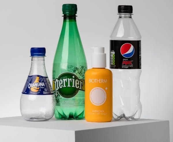 Carbios bottiglie PET da bioriciclo