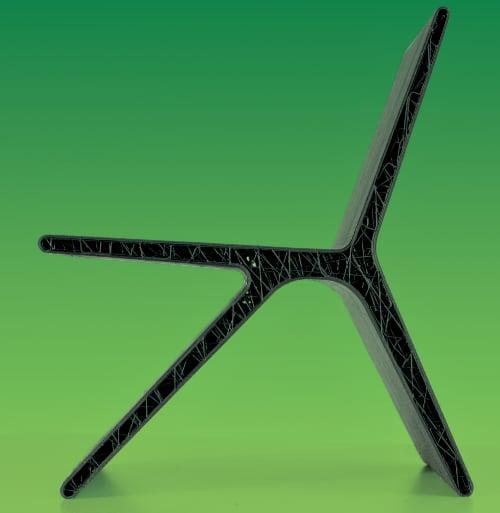 Covestro rPET e fibra vetro per stampa 3d