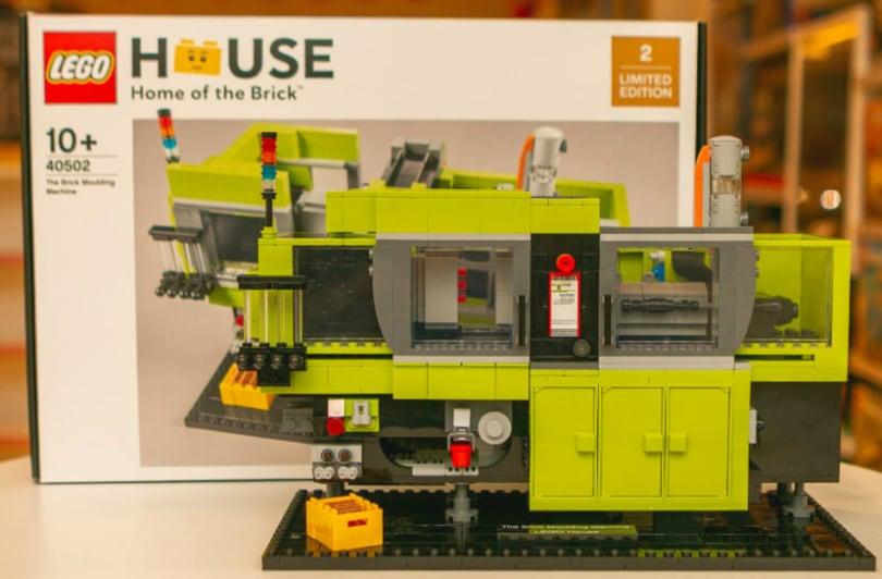 Lego The Brick Moulding Machine