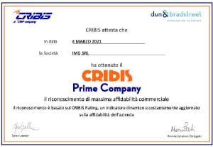 IMG attestato Cribis