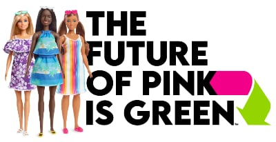 Barbie Mattel riciclo