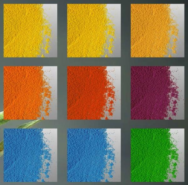 Clariant pigmenti biodegradabili