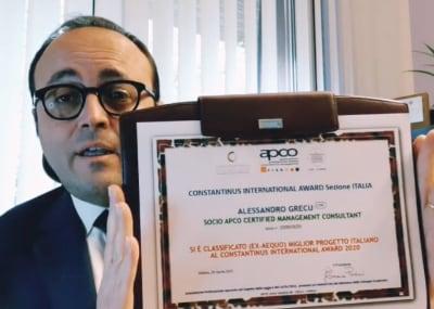 Alessandro Grecu premo