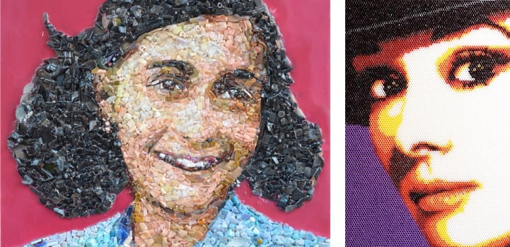 Lady Be Polenghi arte plastica