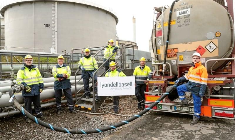LyondellBasell wesseling
