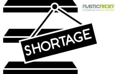 plastic finder shortage