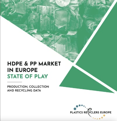 studio PRE riciclo PP HDPE