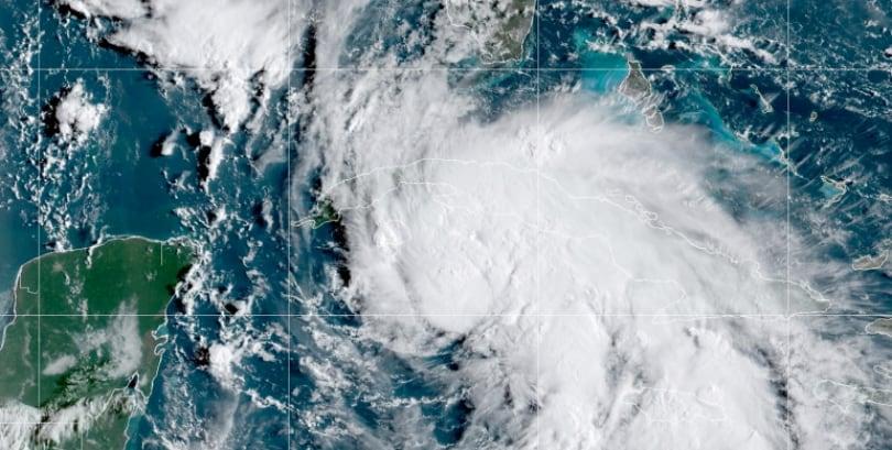 uragano IDA