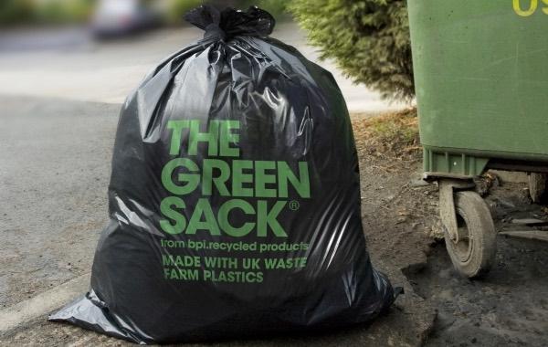 BPI saccetti riciclati
